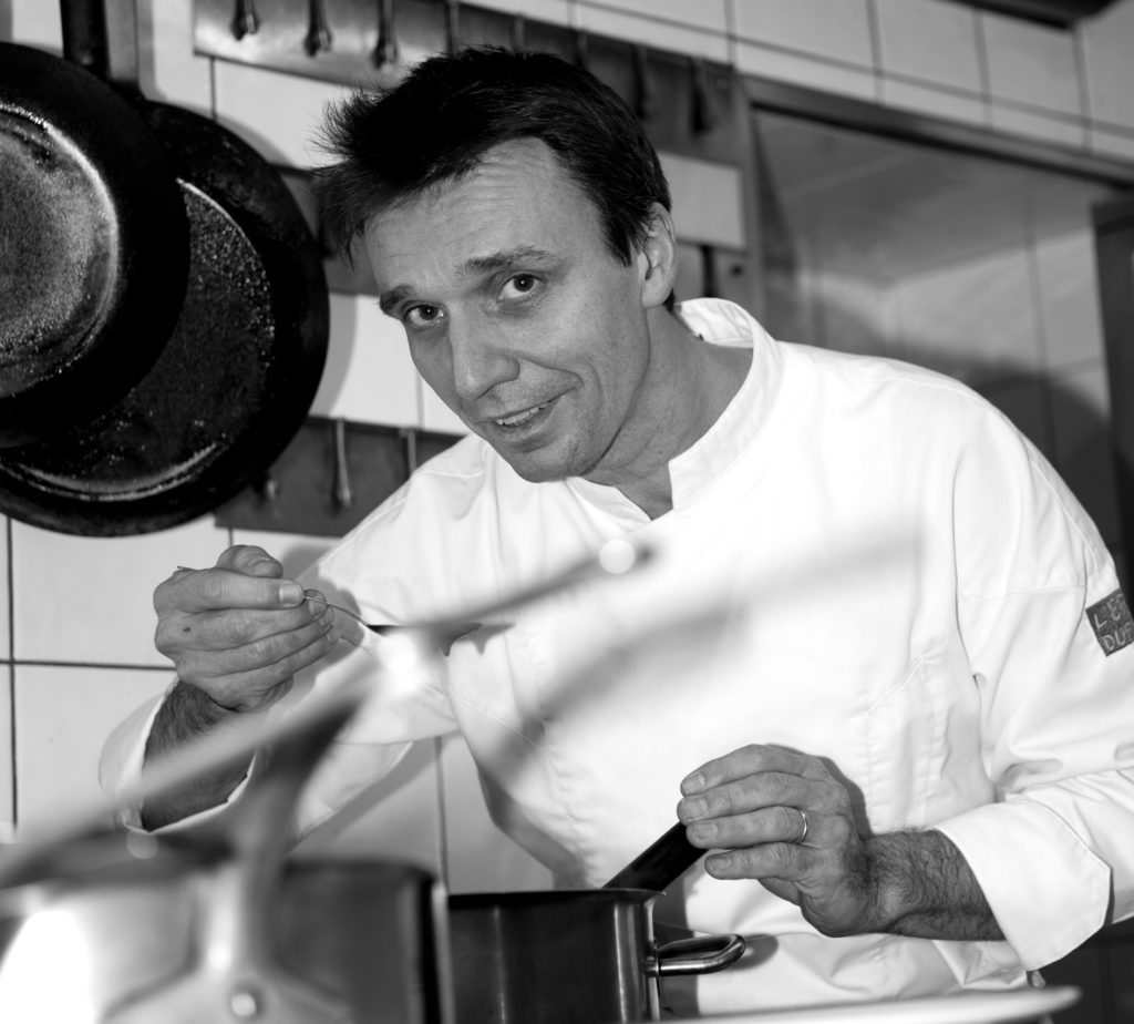 Environmental concerns and commitments for Chef François Pasteau ...